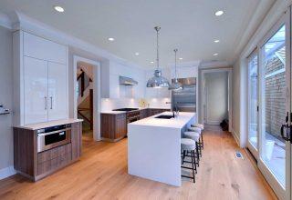 custom modern kitchen cabinets