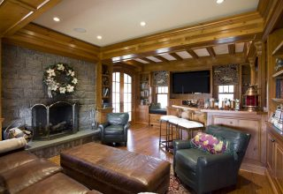 home builder and craftsman woodwork