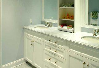 modern custom bathrooms