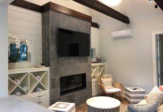 Craftsman Woodwork/ Pool House