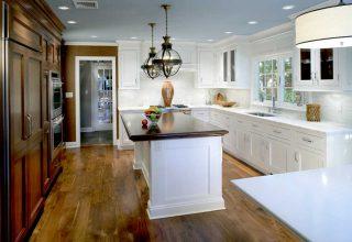 custom modern kitchens