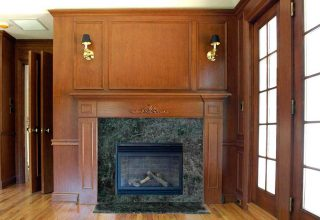 general contractor and craftsman woodwork