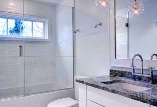 custom modern bathrooms